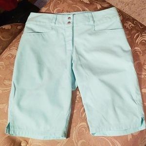 Adidas Three-Stripe golf shorts